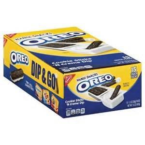 Oreo Dip N Go - Nabisco Oreo Cookies