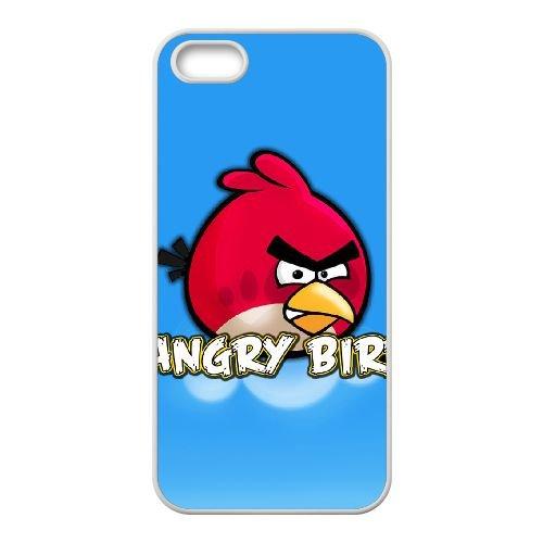Angry 013 coque iPhone 4 4s cellulaire cas coque de téléphone cas blanche couverture de téléphone portable EEEXLKNBC26926