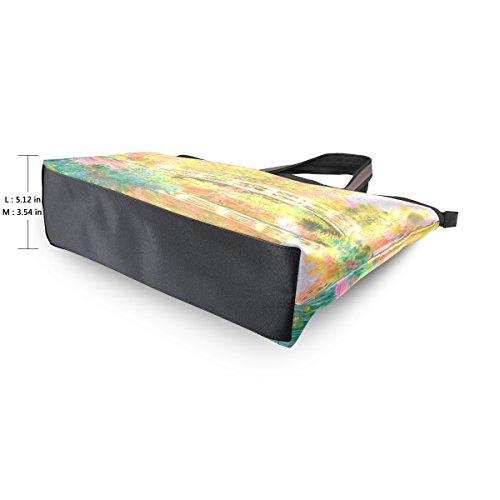 Ahomy al Bolso mujer multicolor hombro para 44OnFr