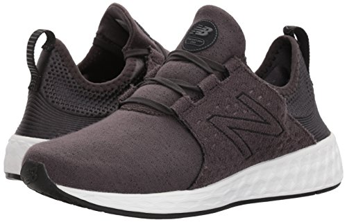 grey Para Zapatillas De Cruz Fresh New Pack Hoody Foam Balance Mujer Running Gris U7Yqxza