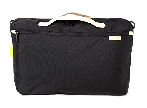 Curtis Bags Flute Slim Bags With Pouch Compact Black by Curtis Bags