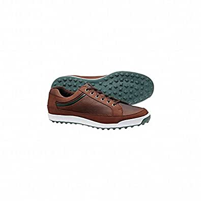 FootJoy Closeout Contour Casual Spikeless 54275 Men's Brown 11 Wide US