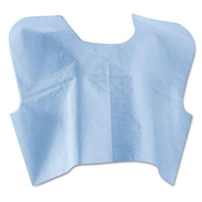 Desechable paciente Capes, 3 capas T/P/T, azul, 100/caja: Amazon.es: Oficina y papelería