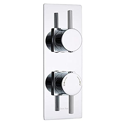 Hudson Reed Quest Concealed Thermostatic Twin Shower Diverter