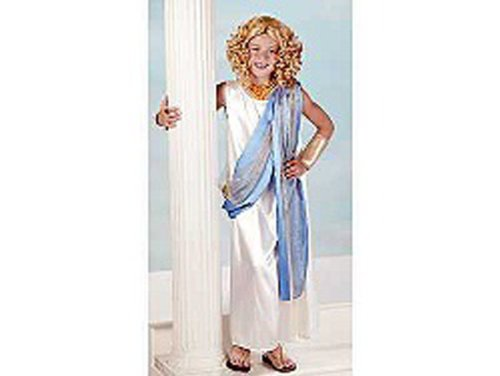 LV Helen of Troy Cleopatra Pharaoh NIP 8-10 Queen Costume -