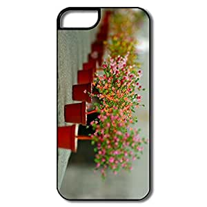 IPhone 5 5S Cases, Souvenir Trees White/black Cases For IPhone 5S