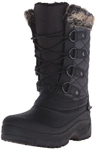Grey Augusta Boots Black Women's Tundra wIvHCqfn