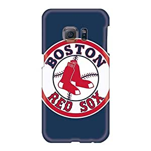 ZabrinaMcVeigh Samsung Galaxy S6 Perfect Cell-phone Hard Covers Unique Design High Resolution Baseball Boston Red Sox 1 Pictures [Gas13273sQmw]