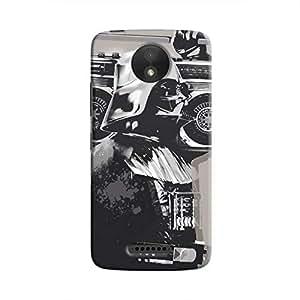 Cover It Up - Darth Boom Moto C Plus Hard case