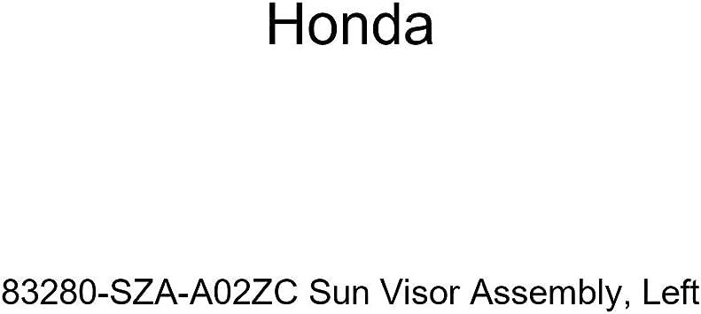 Left Honda Genuine 83280-SHJ-A02ZA Sun Visor Assembly