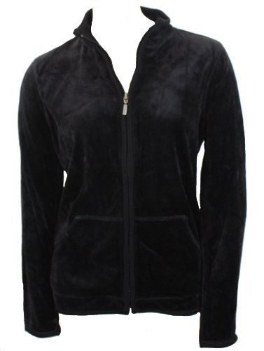 lizwear-velour-jacket-black-m