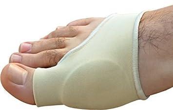 Medipaq Gel Big Toe Protector de juanetes – Obtén alivio del dolor de juanetes, ampollas