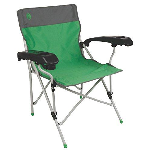 Coleman Vertex Hard Arm Chair