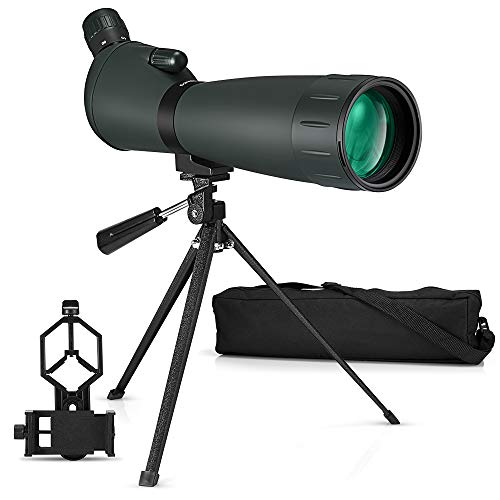 outlife 20-60X 80 HD Spotting Scope