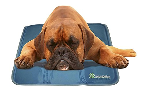 The Green Pet Shop Self Cooling Pet Pad, Medium/Large by The Green Pet Shop