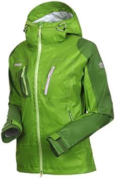 BERGANS 3940 Cecilie Jacket Forest GreenLT Peony, Größe:M
