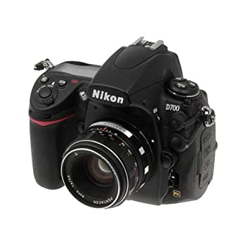 Fotodiox Pro Lens Mount Adapter - M42 Type 2 Screw Mount Slr Lens To Nikon F Mount Slr Camera Body, With Aperture Flange 5