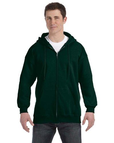 Mens 10 Oz Hooded Fleece - 6