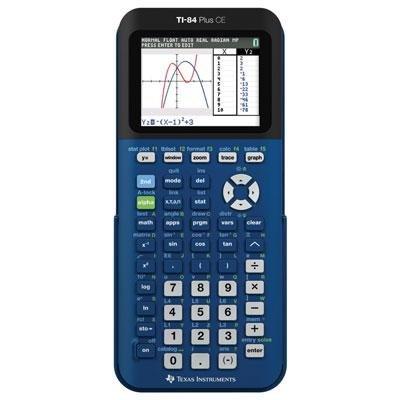 TI84 Plus CE Denim Office electronics