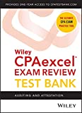 Wiley CPAexcel Exam Review 2020 Test Bank: Auditing