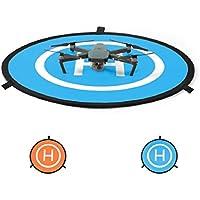 OLD TEUCER Foldable Parking Apron Retractable Landing Pad for Drone DJI Phantom Mavic Pro