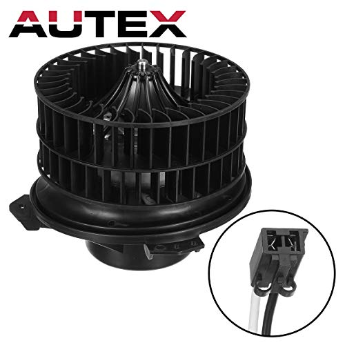 2002 Chrysler Pacifica Replacement - AUTEX HVAC Blower Motor Assembly Compatible with Chrysler Town & Country,Dodge Caravan Grand Caravan 2001-2007 Replacement for Chrysler Pacifica 04-08 Blower Motor 700070 4885475AC
