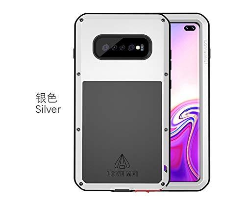 Amazon.com: Love MEI Galaxy S10 Plus Case,Galaxy S10+ Metal ...