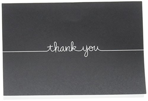 Great Papers! Grace Thank You Note Card and Envelope - 4.875