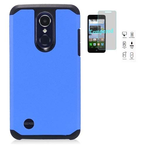 reputable site f1dbf e78d0 LG Rebel 4 Case, LG (Rebel 4) 4G LTE Case, AT&T Prepaid LG Phoenix 4 Case,  Phone Case for Straight Talk LG Rebel 4 Prepaid Smartphone, Hybrid ...