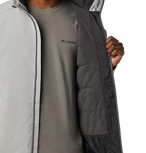 Columbia mens Gate Racer Softshell Jacket
