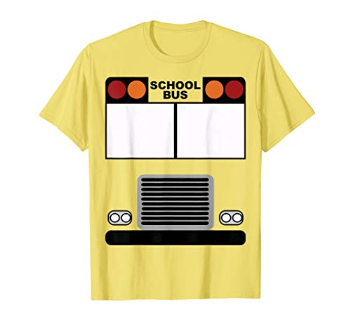 school bus halloween custom funny