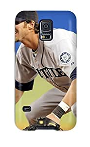 seattle mariners MLB Sports & Colleges best Samsung Galaxy S5 cases