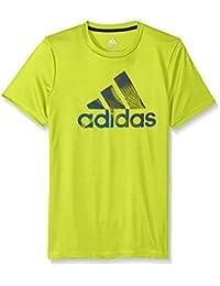 Boys' Short Sleeve Logo Tee Shirt