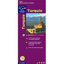 IGN EUROPE NO.86121 TURQUIE - TURKEY
