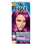 Schwarzkopf LIVE Color XXL Ultra Brights 94 Purple Punk Semi-Permanent Purple Hair Dye