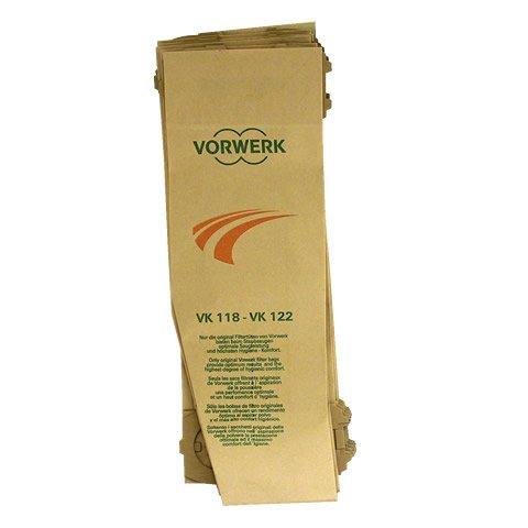 Vorwerk Vacuum Bags 120121