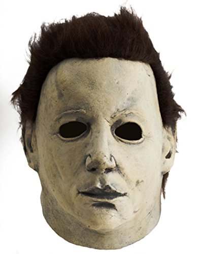 Trick or Treat Studios Men's Halloween 6-The Curse Of Michael Myers Mask, Multi, One (Michael Myers Mask Halloween 6)