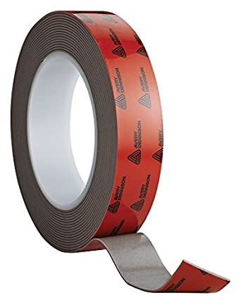 avery dennison afb 61 double sided acrylic foam tape