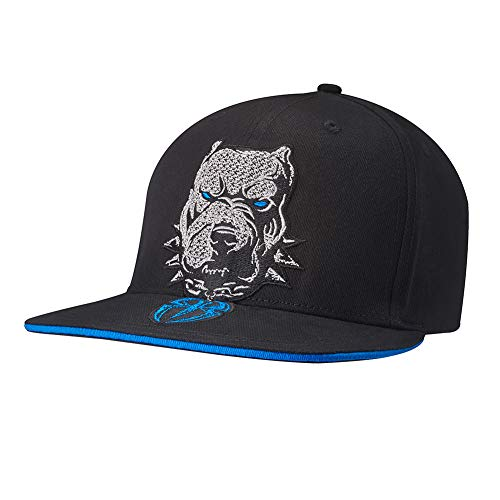 WWE Authentic Wear Roman Reigns Bog Dog Unleashed Snapback Hat Black -