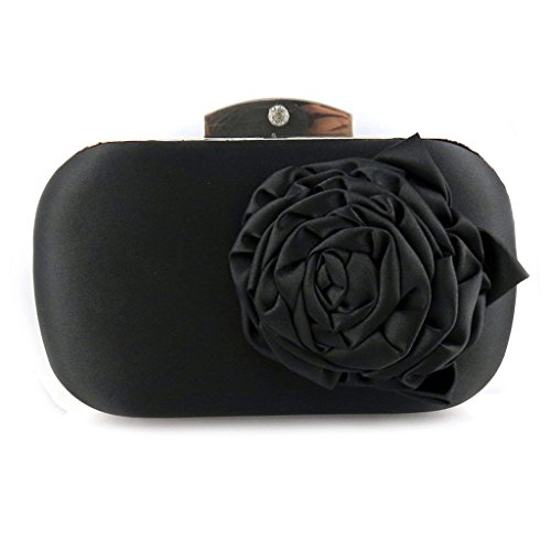 de bolso 'Scarlett'negro 'Scarlett'negro la bolso bolsa de txqdwB0