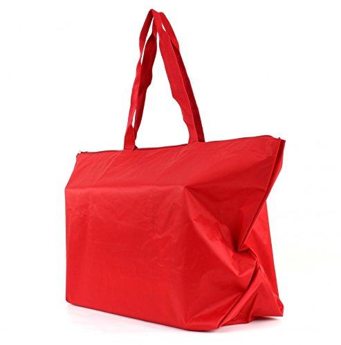 ESPRIT Minnesota Large Shopper Bolsa Dark Red