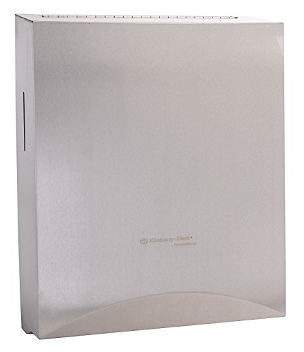 Kimberly Clark Kcc 09998 No Touch Hr Towel Disp Stainless Steel KCC 09998 by Kimberly-Clark