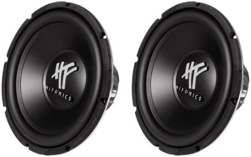 Hifonics HFX12D4 12 inch Subwoofer review