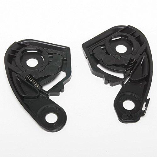 - Shoei J-Wing Quick Release Base Plate Shield Pivot Kit Black