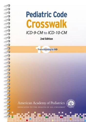 Pediatric Code Crosswalk ICD-9-CM to ICD-10-CM (Coding) Pdf
