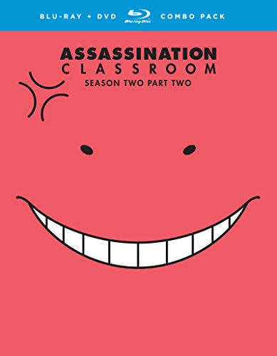 Assassination Classroom: Season Two, Part Two (Blu-ray/DVD Combo)