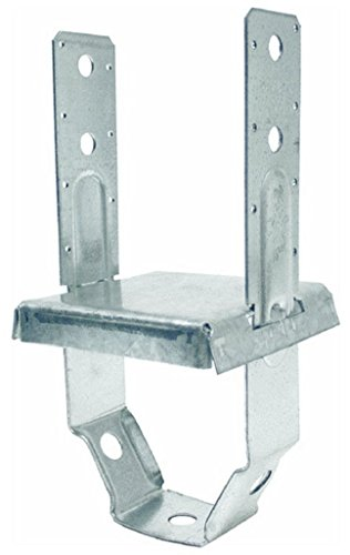 Simpson Strong Tie PBS66 12-Gauge 6x6 Standoff Post Base ...