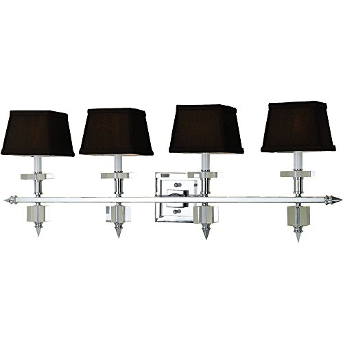 Cluny Accent (AF Lighting 6768-4W Cluny 4-Light Vanity Sconce)