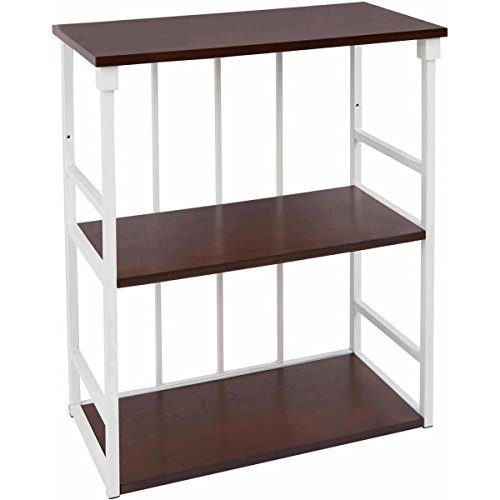 Bathroom Storage Wall Shelf (White) by ChapterKensington