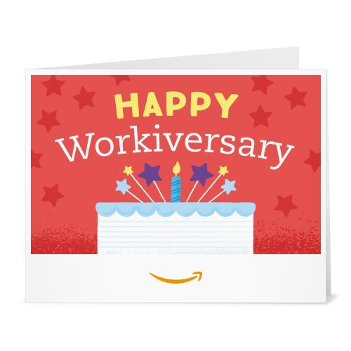 Happy Workiversary print at home link image